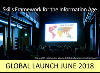SFIA 7 launched - May 2018